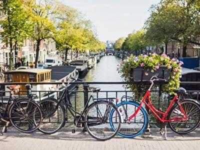 Amsterdam - Ontdek Amsterdam op de fiets
