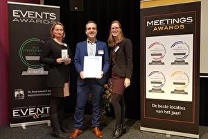 Amrâth Grand Hotel de l'Empereur nummer één vergaderlocatie van Zuid Limburg volgens Nationale MEETINGS® Awards
