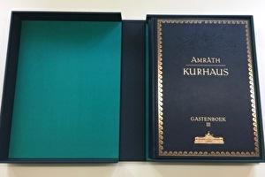 Beroemde gastenboek Grand Hotel Amrâth Kurhaus krijgt vervolg met derde editie