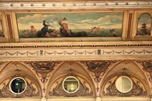 Blozende engeltjes laten Kurzaal van Grand Hotel Amrâth Kurhaus weer stralen