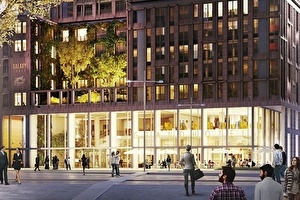 Start bouw Galaxy Tower als nieuwe eyecatcher van Utrecht, met 317 appartementen en Amrâth Galaxy Jaarbeurs Hotel